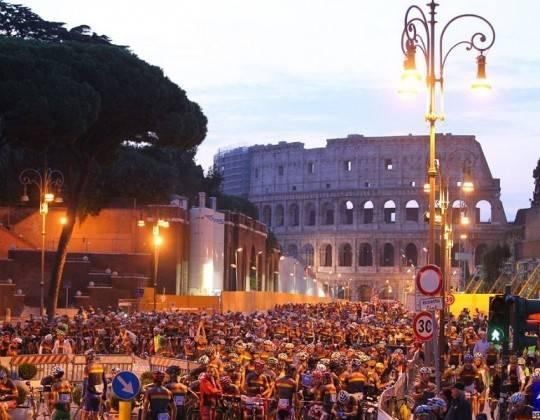Gran Fondo Roma 2016