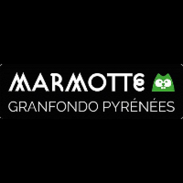 Marmotte Gran Fondo Pyrenees Logo